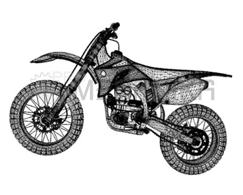 Moto remkomplekti