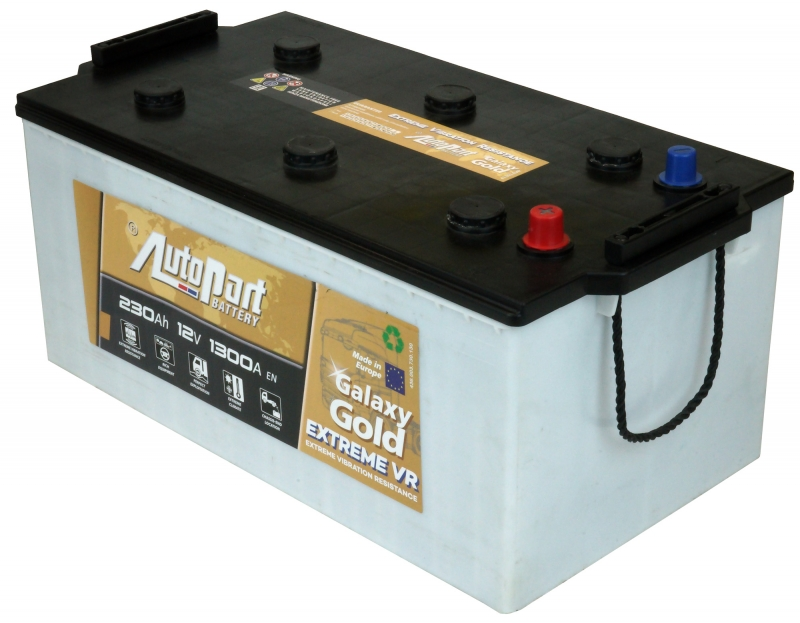 AKUMULATORS 230AH 12V GOLD L AUTOPART