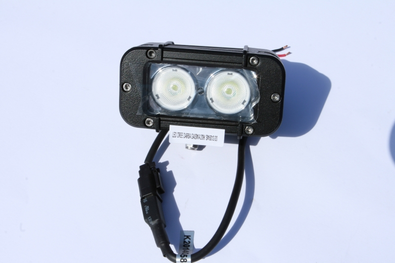 LED CREE DARBA GAISMA 20W SM6012-20 GSL