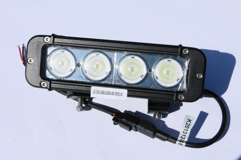 LED CREE DARBA GAISMA 40W SM6012-40 GSL