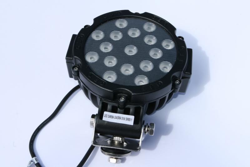 LED DARBA GAISMA 51W SM6511 GSL