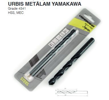 URBIS METĀLAM YAMAKAWA 4341 1.5 MM(4811) MEC